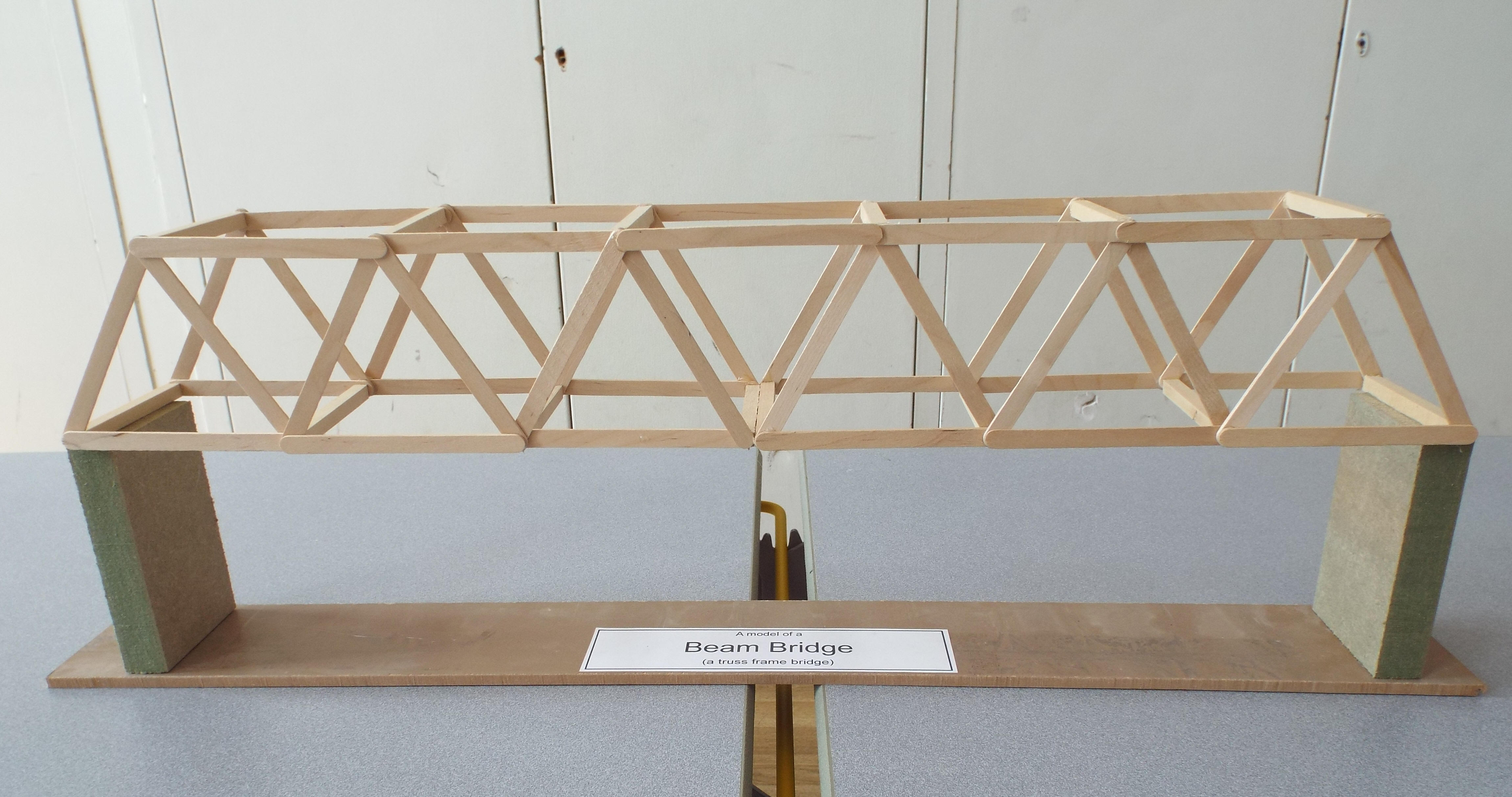 Beam Bridge Construction Materials : New page slstc southwarklea